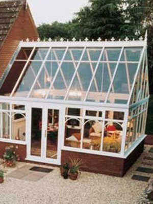 Bespoke Gable Roofed Conservatories