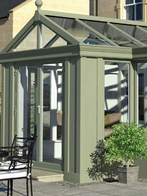Chartwell Green Luxury Conservatory