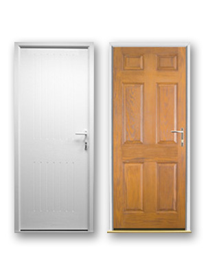 Fire door styles