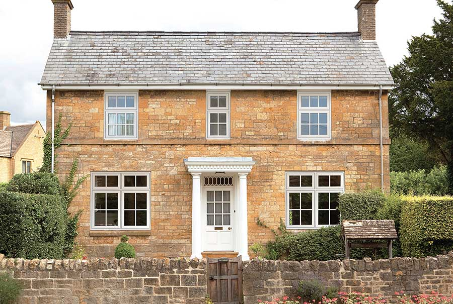 Flush Sash Windows by Elitis
