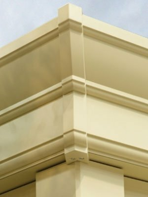 Orangery Exterior Finishes