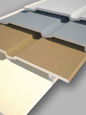 Roof Cladding Colours
