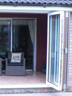 Spacious Bifold Doors