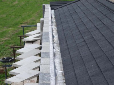 Guardian Warm Roof Installation