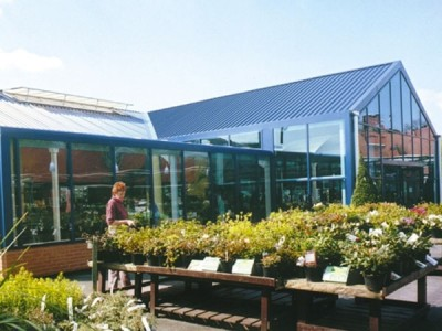 Large Conservatory Installation