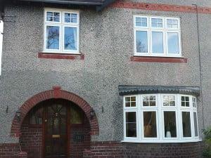 Casement Window Installation