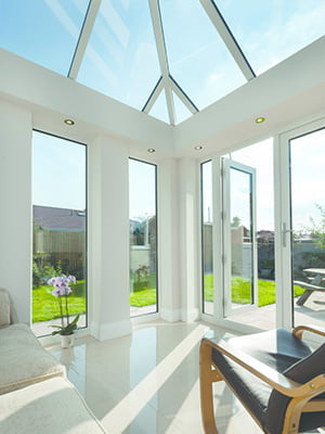 LivinROOM Glazed Extensions