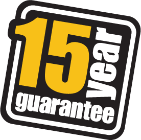 15 Year guarantee
