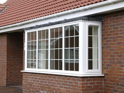 PVC Bay windows
