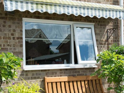 PVC Casement window