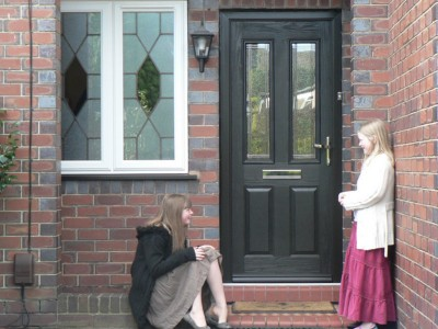 Listers Front Door