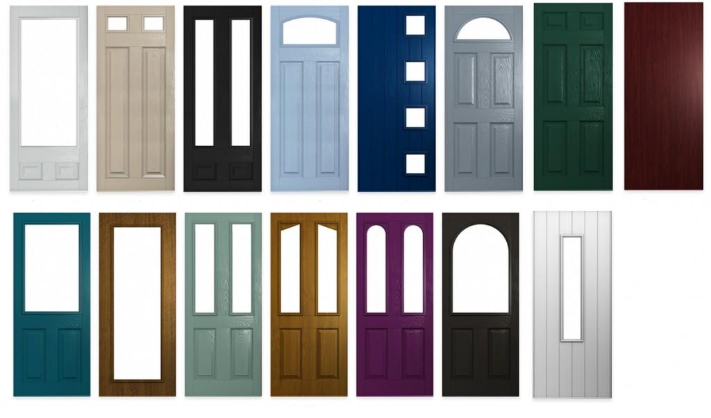 Design your dream door elitis for Composite door design your own