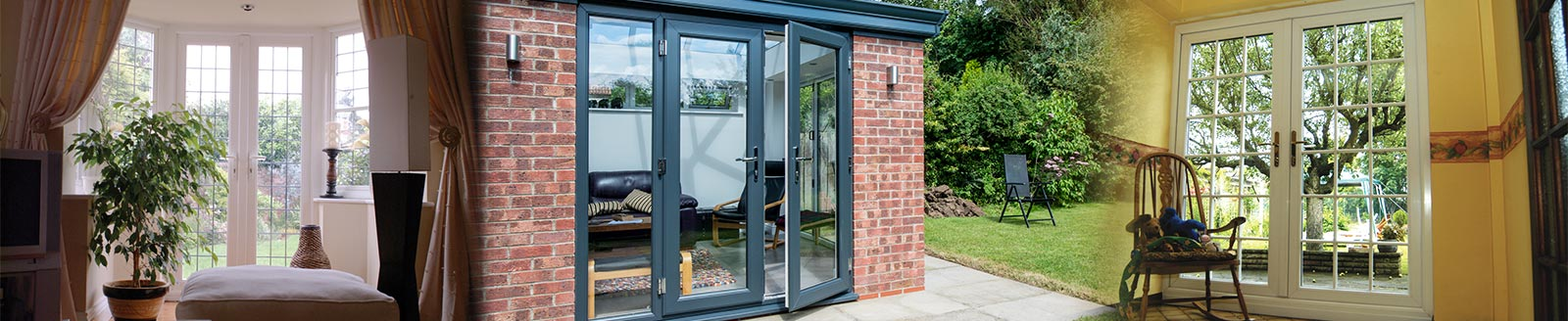 PVCu French Tilt Doors