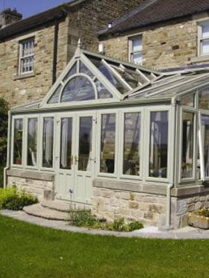 Amazing Conservatory Roofs