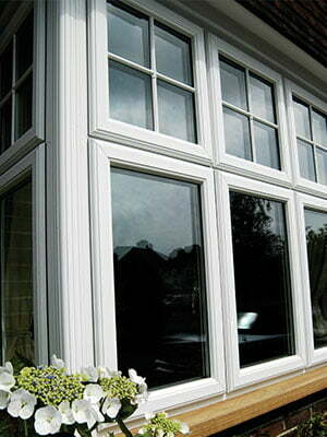 Casement Bow Windows