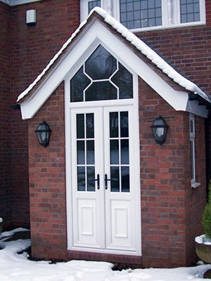 French Style Entrance Doors
