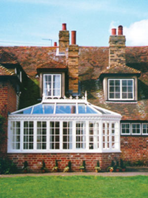 Grand Victorian Conservatories