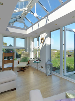 Luxury Conservatory Interiors