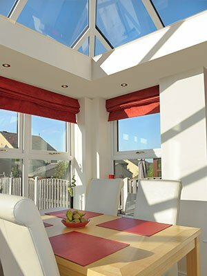 Luxury Conservatory Spaces