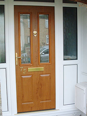 Composite Doors In Stoke On Trent Elitis