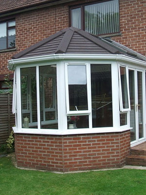 Quality Solid Tiled Roof Conservatories