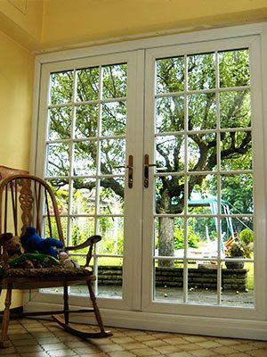 Stunning French Doors