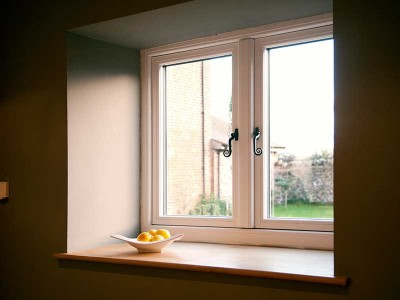 Residence 9 Casement window